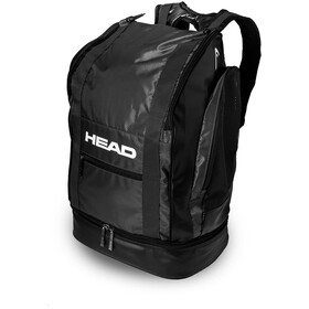 Head Tour 40 Mochila, black/black